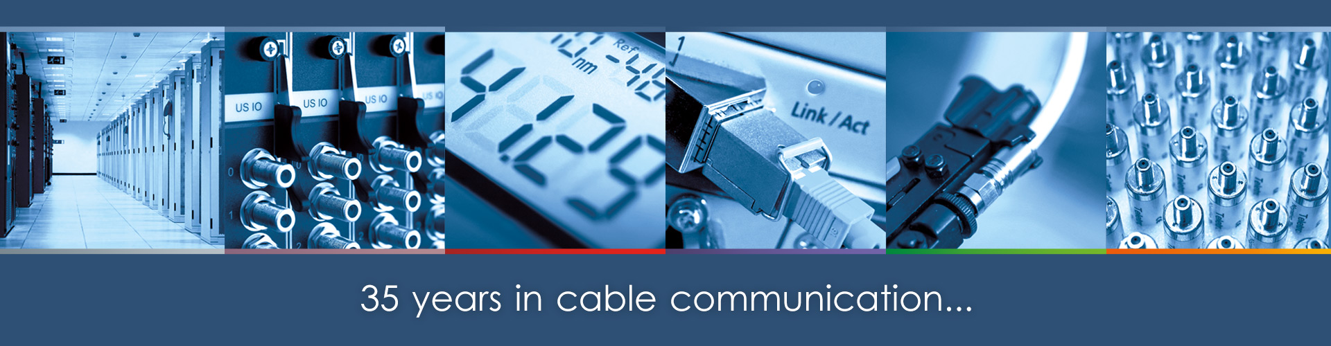 Cable communication, CATV - Teletronik AG